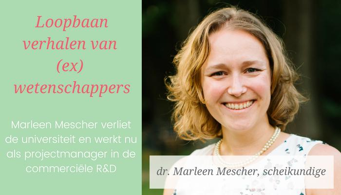 dr. Marleen Mescher