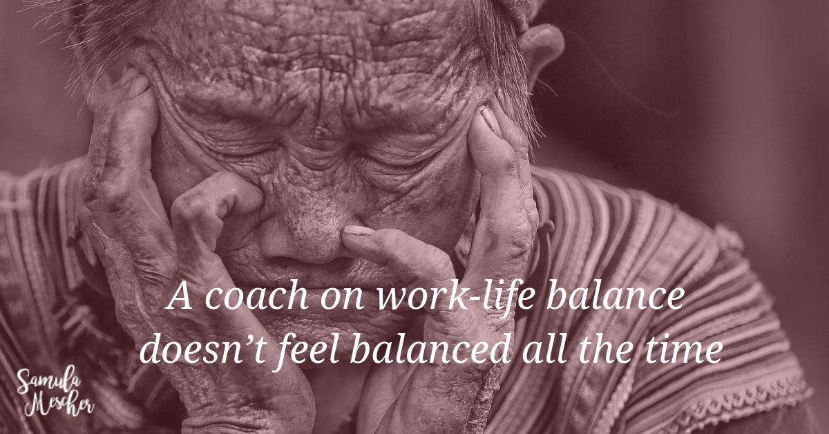 feel balanced