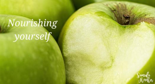 Nourishing yourself