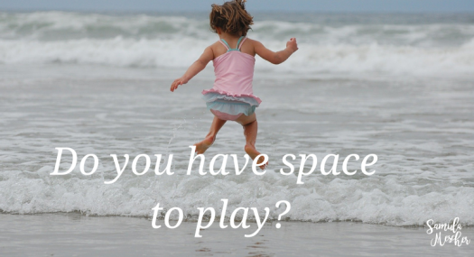space to play